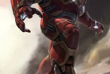 Futuristic armors#Iron Man