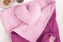 rózsaszín hálózsák