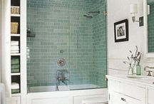 Bathroom remodel / by Katie Goldlust