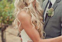 Håroppsett bryllup
