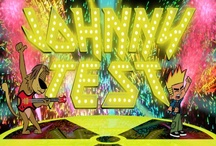 Johnny Test Party / by Stephanie