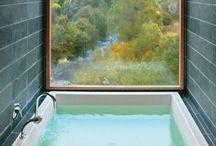 Wunderschöne Badezimmer / Bad, Badezimmer, Dusche usw.
