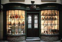 apothecary shops