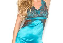 Blue Satin, Silk