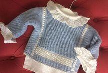 suéter guille