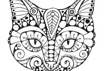 Coloring pages animal