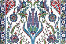 Çini - Seramik - Porselen