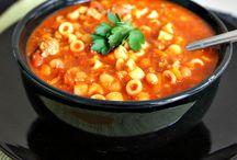 soups, stews, & crock pot / by Kait Utermark