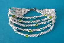 crotchet bracelets