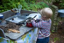 Outdoor Play Ideas / by Adele Crozier