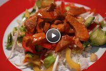 Recepten: Aziatisch/Asian