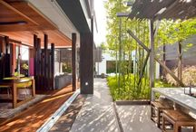 1. Architecture: beach House Design / by Misha Kmps