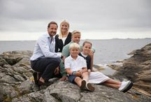 Royal Family Norvégia