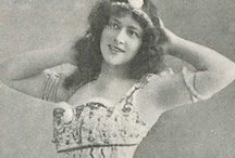 Historical Female Magicians. / Female magicians throughout the years.