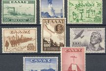 Stamps, Greece