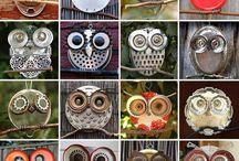 owls / by Joyce Marcelle