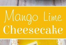 Mango Cake Recipes