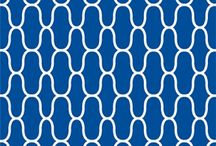 Tile Stickers - Blue Patterns / Are you ready to do a quick make over in your bathroom? Or maybe your kitchen needs a blue touch?  These blue stickers are available in both full coverage foil and transparent foil.  The stickers are water resistant and leave no trace on the tiles when removed. An easy DIY project. Fits a standard tile size 15x15 cm.
