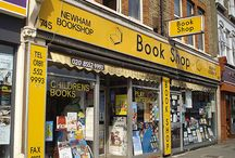 Book shops and books