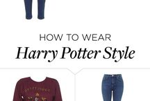 Harry Potter outfits