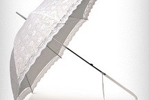 Umbrella Designs / Umbrellas I love, most include lace / by Chasity Chung