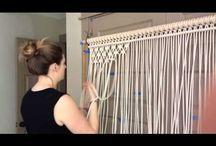cortinas de trapillo