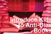 Great Anti-Bias Books / From gender & sexism to ability & disability, a collection of books from our Books Matter collection for educators / by Anti-Defamation League
