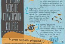 Infographics from Feldman Creative / by FeldmanCreative