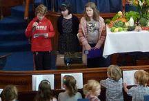 Tabernacl, Caerfyrddin / Tabernacle Welsh Baptist Church Carmarthen
