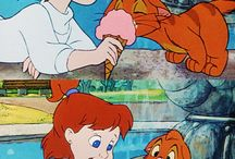 W. Disney - Oliver and Company - 1988