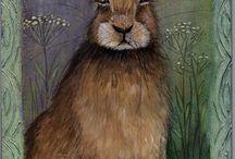 Illustrations-Animals / by Paula Hinderliter