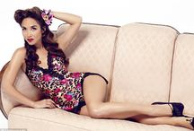 Myleene Klass Autumn 2013 Fashion / The new Autumn 2013 collection from Myleene Klass / by Littlewoods