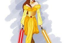 Jedi Princesses