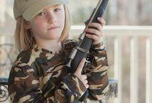We love our guns!!