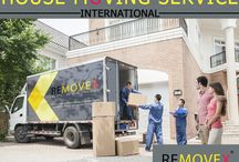 International removals / International removals service
