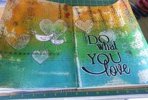 My Journal / A book of just being able to be me