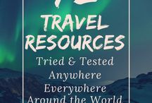 Wanderlust/Travel / All things globetrotting, traveling and wanderlust!