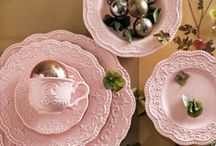Tablescapes / Favorite dishes and the art of setting the table / by Karen Campbell