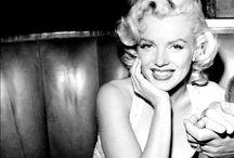 Marilyn Monroe. / by Elaine Wood