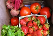Local Food Report / Sources of local food on the Seacoast, including farms, farmers' markets, farmstands, restaurants and stores.