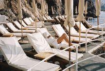Summer Dreams / Sunshine and salt water
