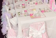 Tea party birthday!