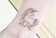 Just Because - Tattoos