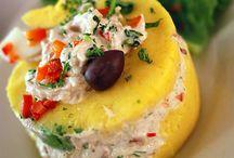 Potato / Papas / Peruvian Food dishes based on Potatoes