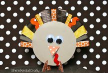 Thanksgiving / by Kristina @ Toddler Approved