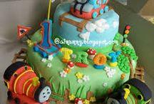 Joshua Birthday Cake 4