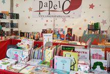 Ferias del Libro / Fotos de nuestro stand en las ferias del libro que realizamos