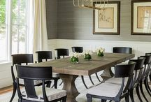 Dining room / Rug