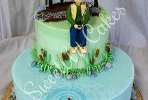Fishing cakes
