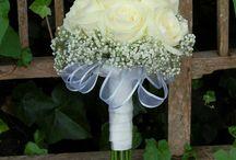 Bruidsboeket en corsage
